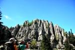 Giden Gelmez Dağları Akseki Antalya