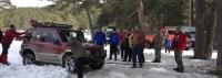 Kamp Severler Kışı Kamp İle Karşıladı.